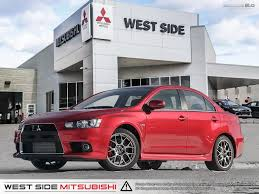 2015 mitsubishi lancer evolution mr edmonton ab 8752810
