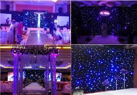 led rgb star curtain star light curtain backdrop wall