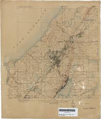 map of calumet michigan historical topographic maps perry castañeda map collection ut