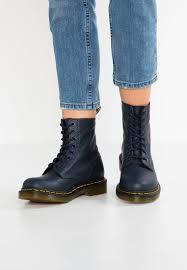 s boots lace dr martens shoes s dr martens pascal lace up boots dress blue