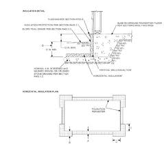 Slab Foundation Floor Plans Slabs For Colder Climates Part 2 Installing Frost Protected