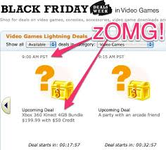 amazon black friday deal page a black friday deal so even a f ing deal site couldn u0027t get
