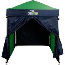 Baby Beach Tent Walmart Crckt 5 U0027 X 5 U0027 Canopy With Side Walls Blue Walmart Com