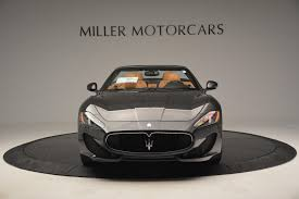 maserati granturismo 2016 2016 maserati granturismo sport stock m1508 for sale near