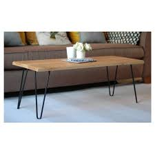 Hairpin Legs Coffee Table Jasper Coffee Table With Hairpin Legs By Renn Uk