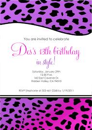 Mary Kay Party Invitation Templates 13th Birthday Party Invitations Reduxsquad Com