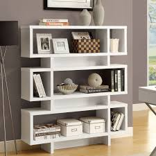 modern bookcase home pinterest modern