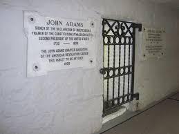 john adams funeral the enchanted manor