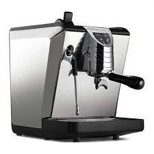 Nuova Simonelli Oscar II Coffee Machine Black Nero Brands