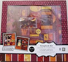 colorbok scrapbook colorbok scrapbook kit autumn fields