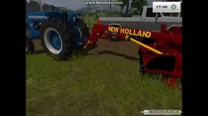 farming simulator 2013 ford 7000 turbo test and drive youtube