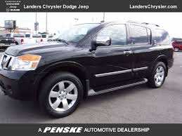 2012 used nissan armada 2wd 4dr sl at landers chevrolet serving