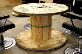 Wire Spool Table Weekly Eblast Aug 16th Spools Windows Cabinets Oh My