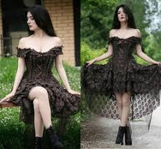 short gothic prom dresses australia new featured short gothic
