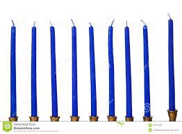 chanuka candles hanukkah menorah candles isolated stock photo image of chanuka