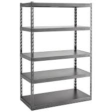 12 Inch Wide Bookcase White by Shop Freestanding Shelving Units At Lowes Com