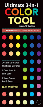 color tool ultimate 3 in 1 color tool updated 3rd edition c t publishing