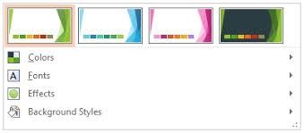 powerpoint design vorlage powerpoint 2013 designvorlagen mit varianten
