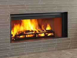 Dual Gas And Wood Burning Fireplace by Gas Outdoor Fireplaces Heat U0026 Glo