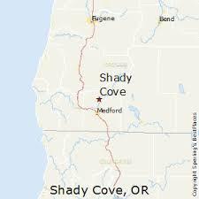 comparison shady cove oregon jacksonville oregon
