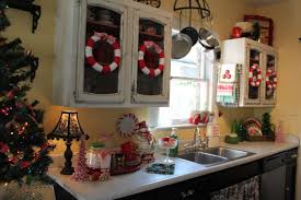 How To Decorate Our Home by Kitchen Christmas Decor Rigoro Us