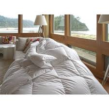 White Down Comforters Premium European Goose Down Comforters Crafted In Seattle Usa