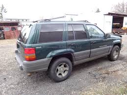 wrecked jeep grand cherokee used jeep grand cherokee orvis parts for sale