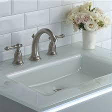 Glass Vanity Tops Bathroom Vanity Tops With Sink Engem Me
