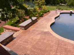 stamped concrete patterns google search landscaping