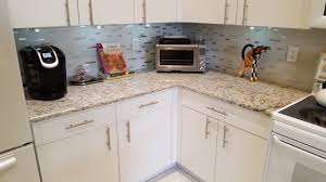 kitchen white kitchen cabinets and tile backsplash with dallas