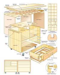 rolling shop storage canadian woodworking magazine