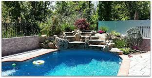 custom poolside waterfalls cheap discount cheapenly com