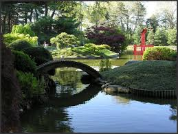 japanese garden design japanese garden with wood pathway for