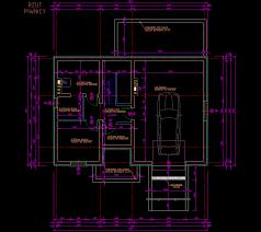 Librecad Floor Plan Architecture By Beata Lamek At Coroflot Com