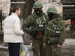 Russian Army Meme - you can t just ask russian soldiers for vodka imgur