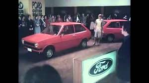 barry pender motors kilkenny 1976 the launch of the mk1 ford