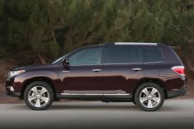 2013 toyota highlander warning reviews top 10 problems