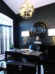 black gold office houzz