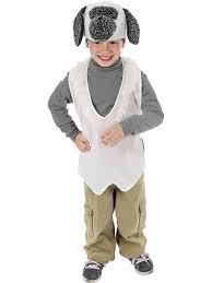 sheep costume plush costume vest hat nativity nip toys