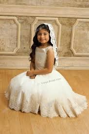 1st communion veils communion veil with beaded lace edge design for