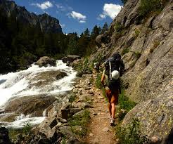 Montana how to travel alone images Tips for hiking mystic lake trail near fishtail montana jpg
