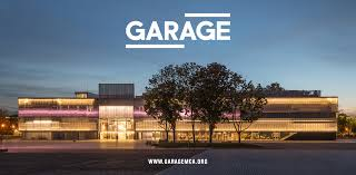 garage museum contemporary art
