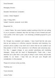 beautiful covering letter for business proposal 12 for your resume