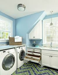 Drying Racks For Laundry Room - antique ladder drying rack laundry room traditional with recessed