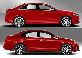 compare audi a3 and a4 fourtitude com a3 sedan vs gli