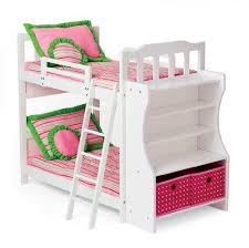My Twinn Dolls Heart Bunkbed By My Twinn  Your My Twinn - Dolls bunk bed