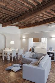Wall Lights For Dining Room Ceiling Charming Exposed Rafters With White Paint Walls And White