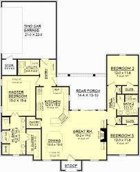 european style house plan 3 beds 2 00 baths 1715 sq ft plan 430 84