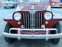 willys jeepster 1948 willys jeepster convertible maroon zh111513 youtube