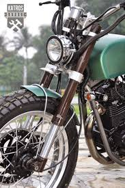 22 best yamaha scorpio 225cc cafe racer project images on